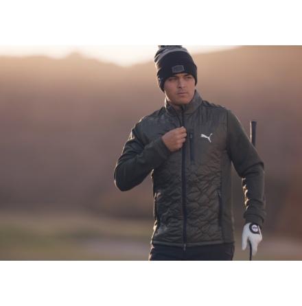 Puma Golf W Pounce Polo Bright Rose