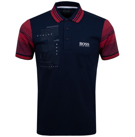 Puma Golf EvoKnit Polo Black